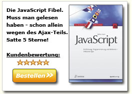 Amazon: JavaScript: Einf�hrung - Referenz