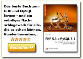 mysql verbinden php