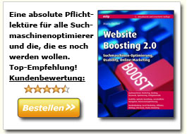 Amazon: Website Boosting 2.0