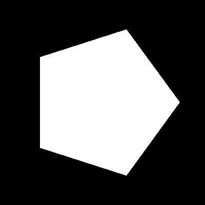Stern 5-Eck rechts